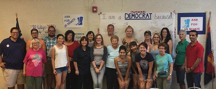 Pima County Democratic Party cover