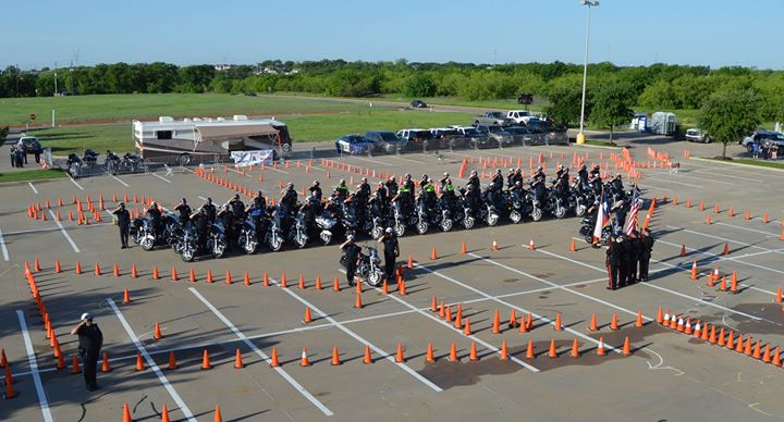 Grand Prairie Police Spring Classic Motorcycle Rodeo cover