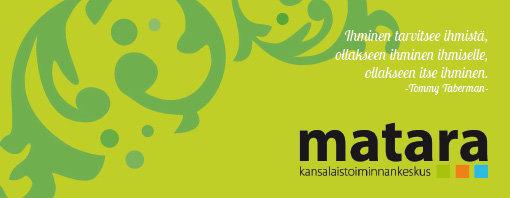 Kansalaistoiminnankeskus Matara cover