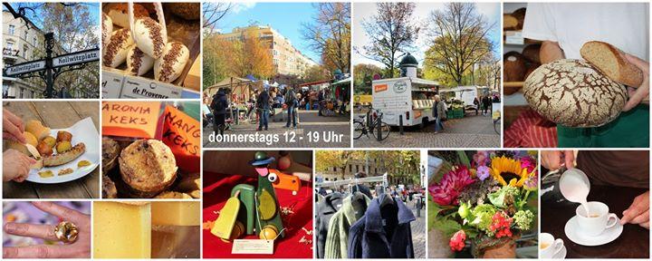 Ökomarkt am Kollwitzplatz cover