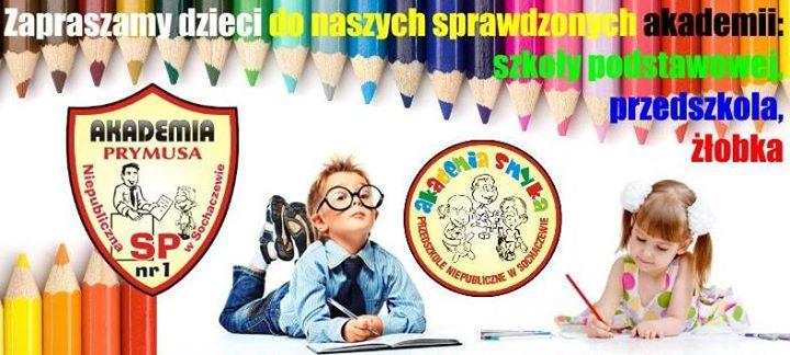 Akademia Smyka Sochaczew cover