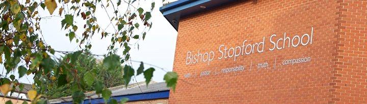 Bishop Stopford School, Kettering cover
