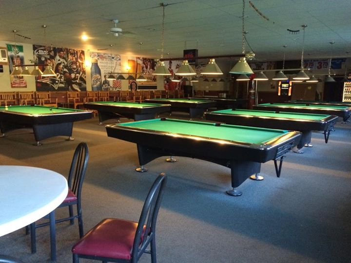 Shooters Billiards Bar and Grill cover