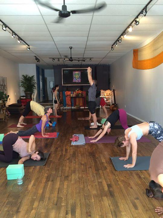 Eudora Yoga Center cover