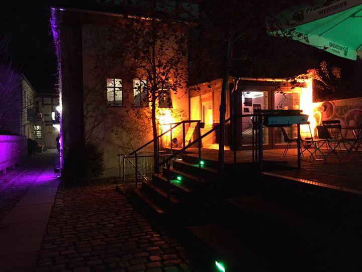KuZe Studentisches Kulturzentrum cover