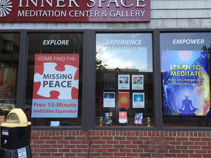 Inner Space Meditation Center and Gallery cover