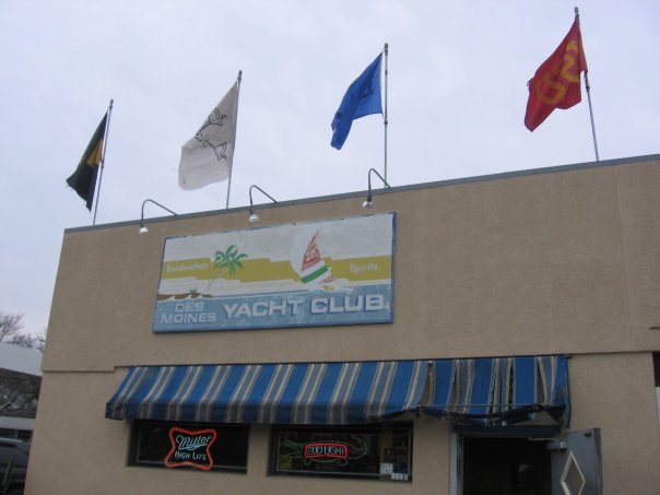 Des Moines Yacht Club cover