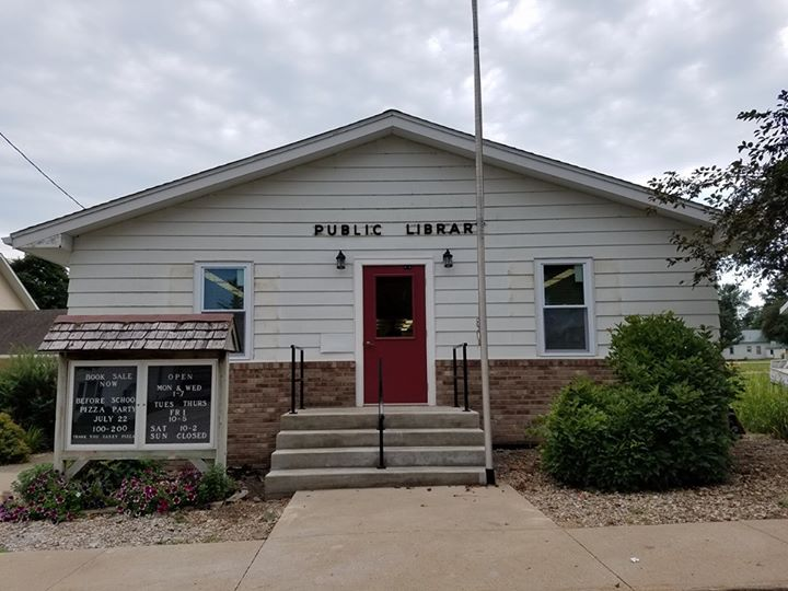 Union Public Library cover