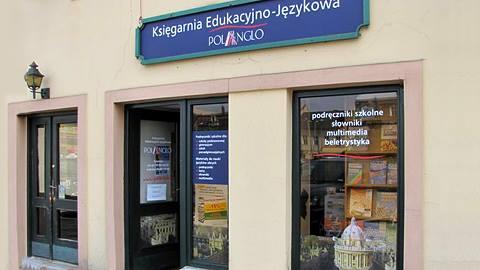 Księgarnia edukacyjno-językowa Polanglo Bielsko-Biała cover