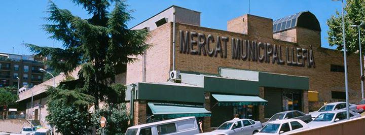 Mercat Municipal de Llefia cover