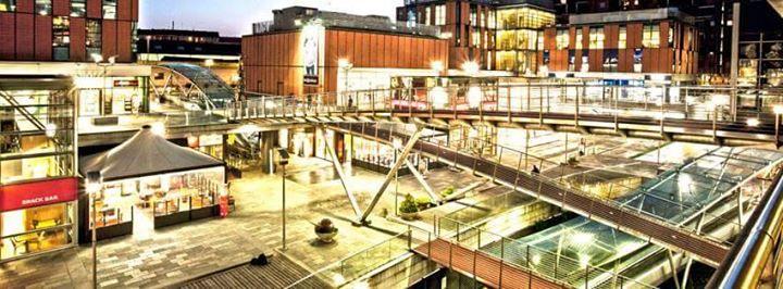 Parco Commerciale Dora cover