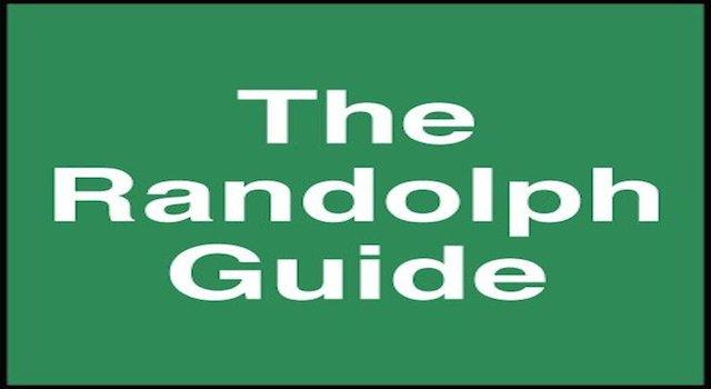 The Randolph Guide cover
