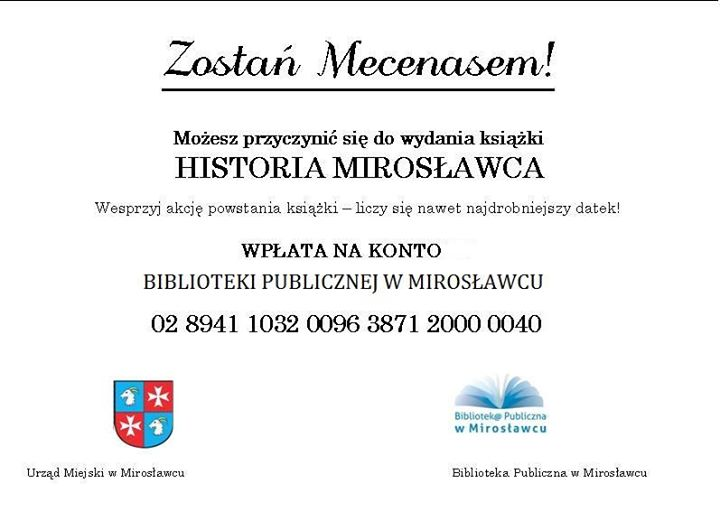 Biblioteka Publiczna w Mirosławcu cover