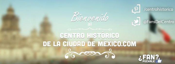 Centro Histórico de la Ciudad de México cover