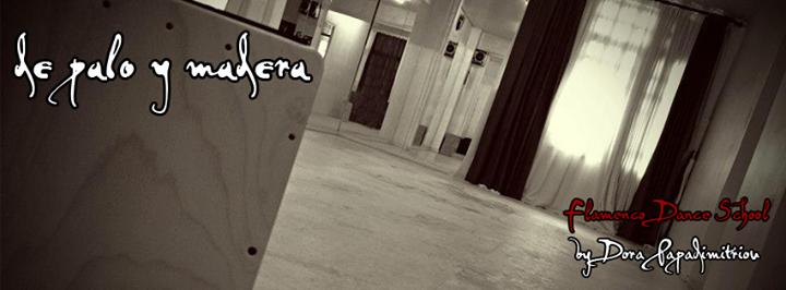 De palo y madera - Flamenco Dance School cover