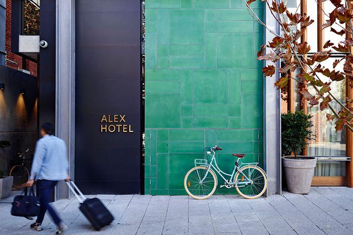 Alex Hotel cover
