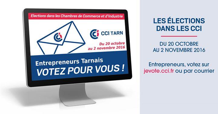 CCI du Tarn cover