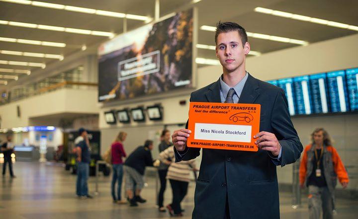 Prague Airport Transfers cover
