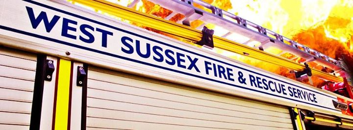 West Sussex Fire & Rescue Service cover