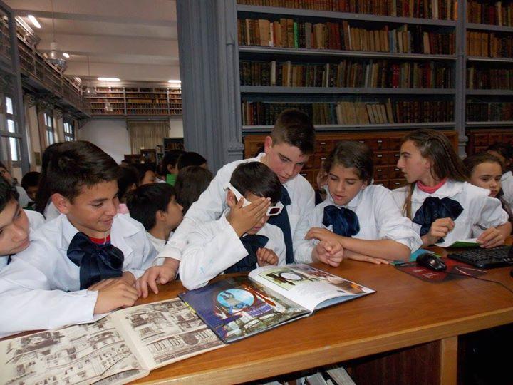 Biblioteca Central de Educación Secundaria cover