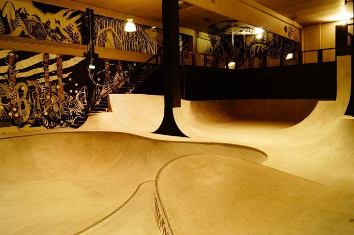 SK8 - Indoor Skate Zone cover