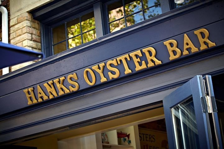 Hank's Oyster Bar cover