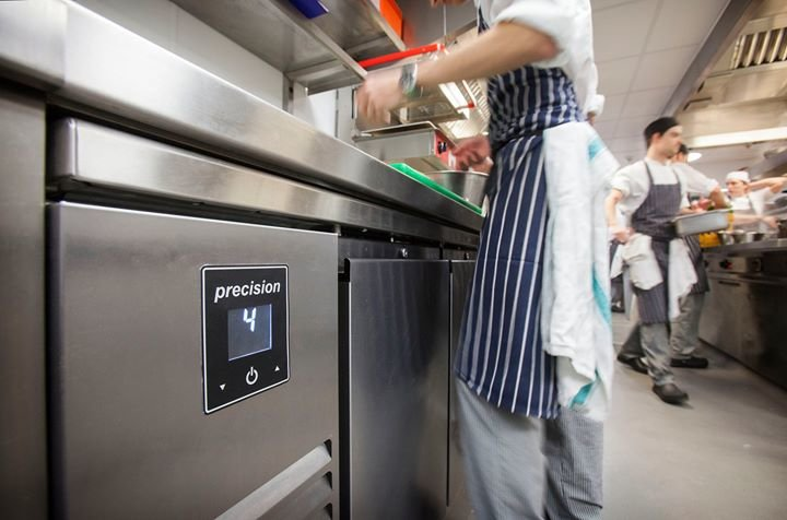 Precision Refrigeration Ltd cover