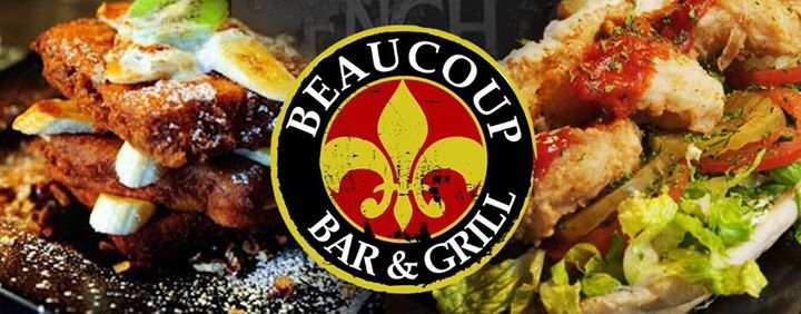 Beaucoup Bar & Grill cover