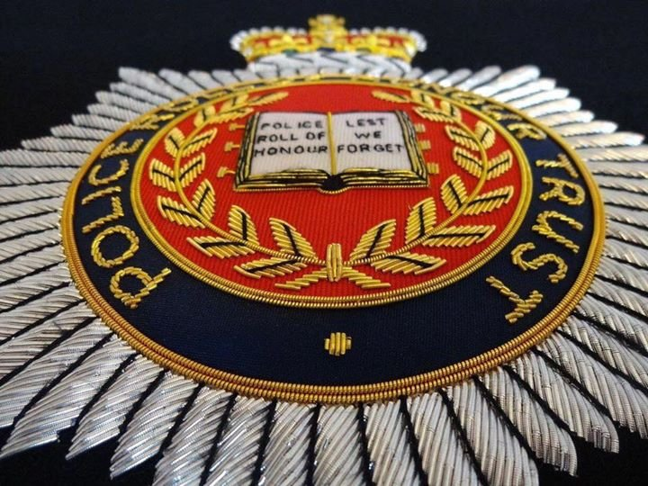 Police Roll of Honour Trust cover