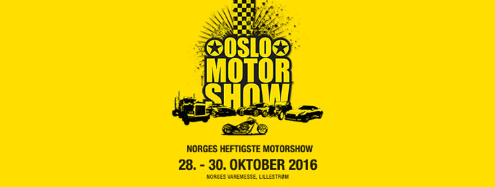 Oslo Motor Show cover