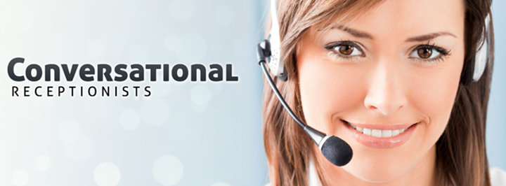 Conversational Receptionists cover