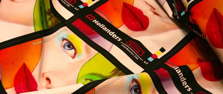 Hollanders Printing Systems cover
