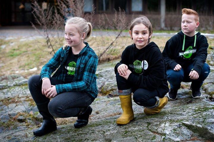 Miljøagentene cover