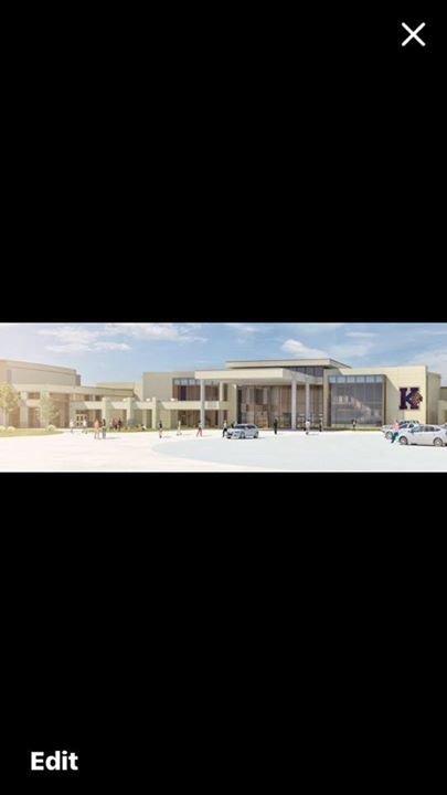 Keller High School cover