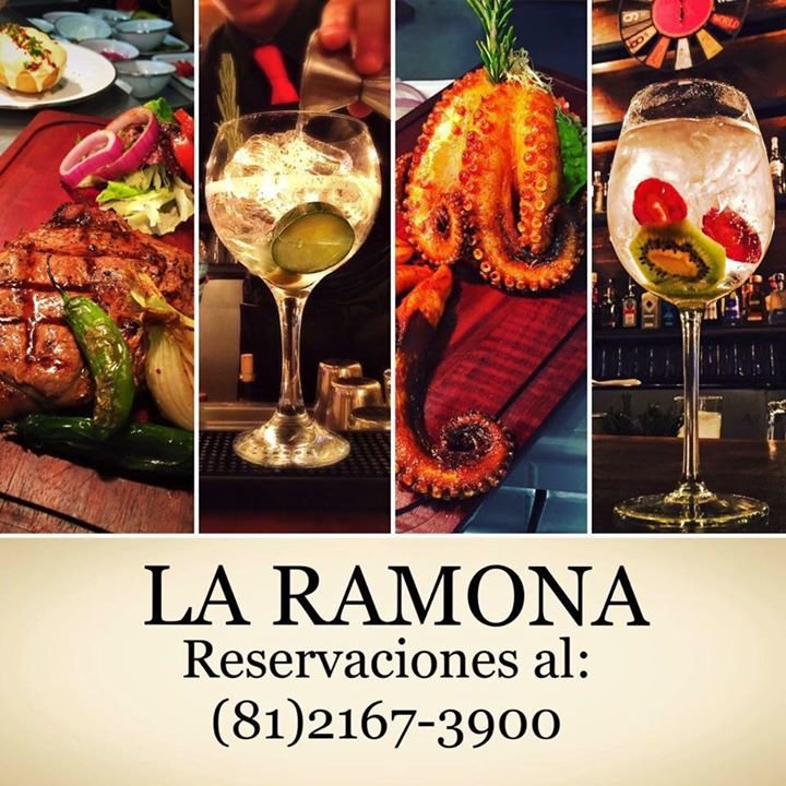 La Ramona Lounge-Bar cover