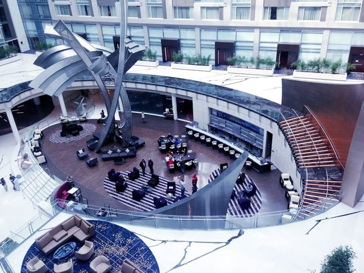 Marriott Marquis Washington, DC cover