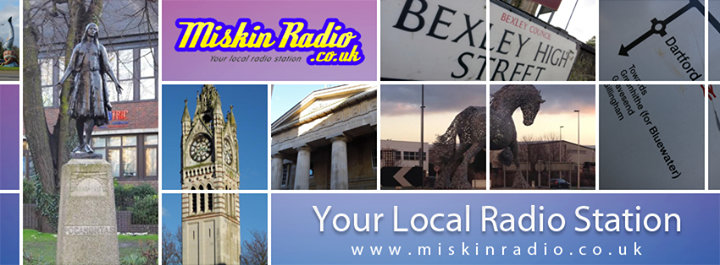 Miskin Radio cover