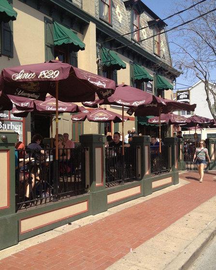 Klondike Kate's Restaurant & Saloon cover