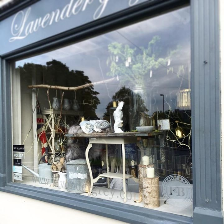 Lavendergrey Interiors and Accessories cover