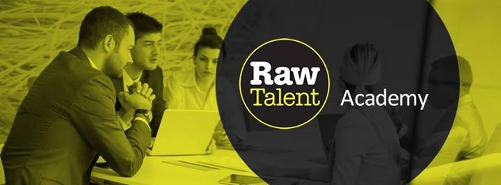 Raw Talent Academy cover
