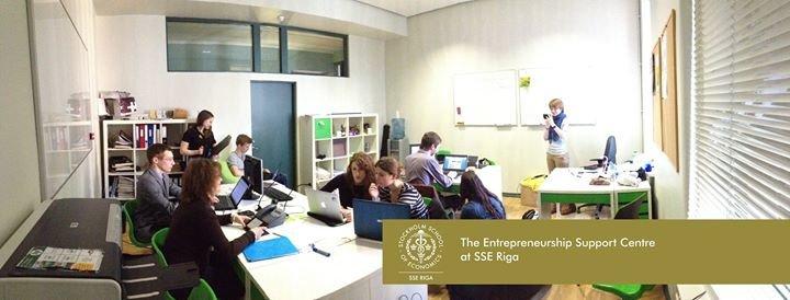 Entrepreneurship Support Centre cover