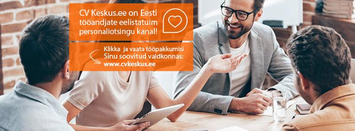 CVKeskus.ee cover