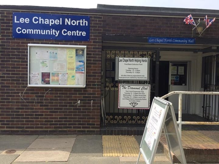 Lee Chapel North Community Centre cover