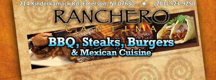 Ranchero Cantina cover