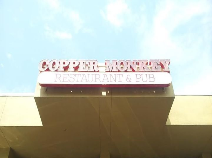 The Copper Monkey cover