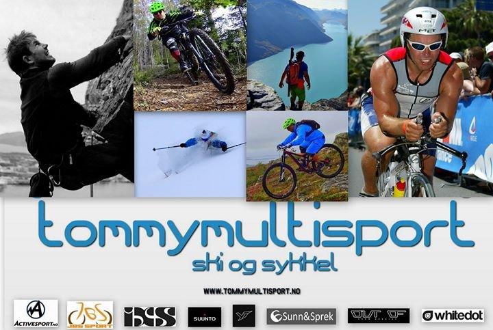 Tommy Multisport, friluft og trening cover