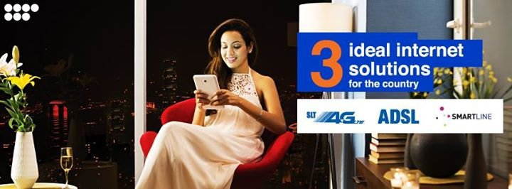 Sri Lanka Telecom PLC cover
