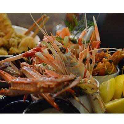 Lobster Cave Seafood Restaurant Beaumaris cover