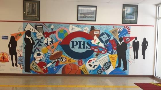 Plantation High School PTSO cover