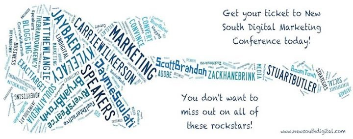 New South Digital Marketing Conference cover